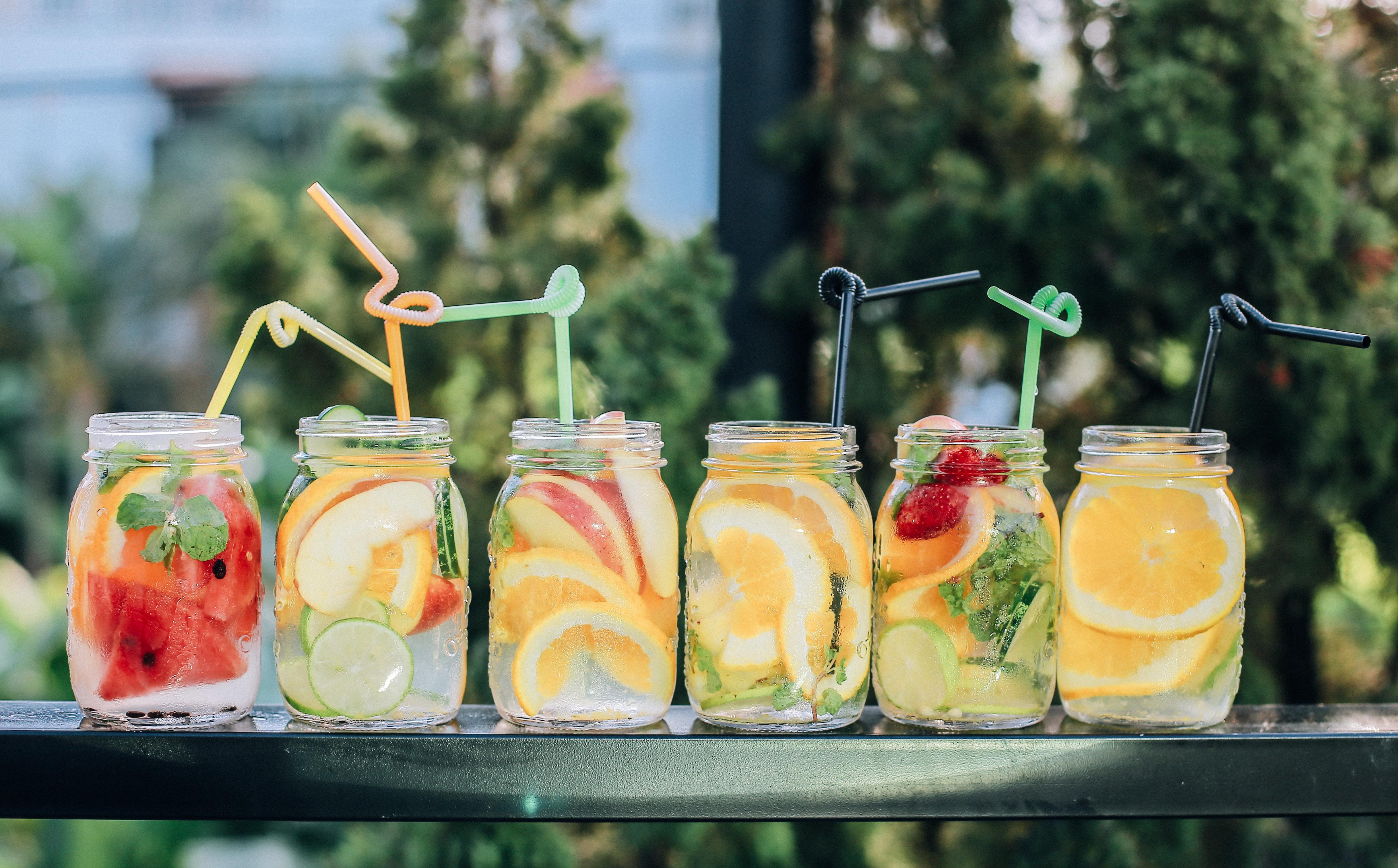 10 Cocktails Originaux Avec Et Sans Alcool A Faire A La Maison Cet Ete Alpx